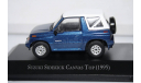 Suzuki Sidekick Canvas Top 1995,Altaya, масштабная модель, scale43