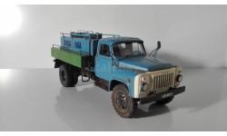 ГАЗ 53-12 АЦПТ 2,8, масштабная модель, 1:43, 1/43, СарЛаб