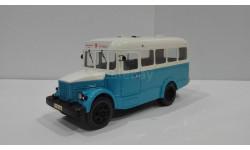 КАВЗ-651 городской автобус, масштабная модель, СарЛаб, scale43