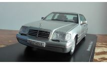 Mercedes-Benz S 500 Spark 1:43, масштабная модель, scale43