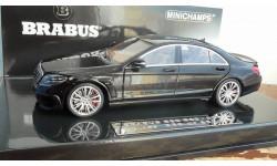 Mercedes-Benz Brabus 850 S63 S-Class 2015