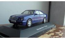 1:43 Mercedes-Benz E  Herpa, масштабная модель, scale43