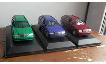 СКИДКА 3 лота  Mercedes-Benz C-класса Т-модель С 180, С 220 ,С 240, масштабная модель, scale43, Minichamps
