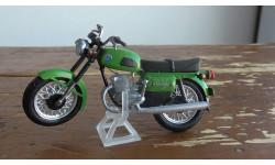 мотоцикл ВОСХОД 3 М масштаб 1:43 зеленый