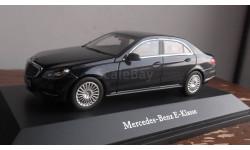 Mercedes E-Class 2013  Kyosho масштаб 1:43, масштабная модель, 1/43, Mercedes-Benz