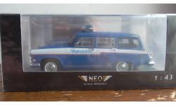 Neo 1:43  GAZ M22 verejna bezpecnost