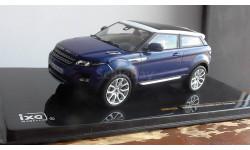 Range Rover Evoque 3Drs 2011   IXO масштаб 1:43, масштабная модель, 1/43
