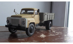 ГАЗ 53 Сарлаб саратовская лаборатория, масштабная модель, 1:43, 1/43