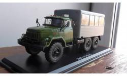 ЗиЛ-131 вахтовый автобус, хаки/серый (Start Scale Models (SSM))