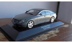 Mercedes-Benz  CLS масштаб  1:43 Minichamps