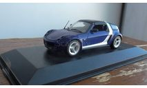 SMART  ROADSTER -COUPE  Minichamps, масштабная модель, scale43