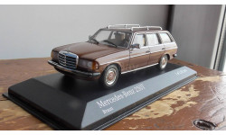 Mercedes-Benz 250 T 1980  Minichamps раритет