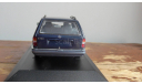 Mercedes-Benz E- class  Break nautical blue met.  Minichamps, масштабная модель, 1:43, 1/43