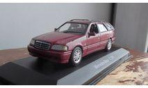1:43 Mercedes-Benz C-класса Т-модель С 220, масштабная модель, scale43, Minichamps