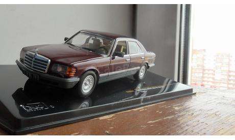 Mercedes-Benz 500 SE  W 126  IXO, масштабная модель, IXO Museum (серия MUS), scale43