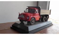 распродажа Tatra 138S3 самосвал c трёхсторонней разгрузкой - red