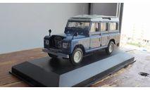 Land Rover WhiteBox 1:43, масштабная модель, scale43