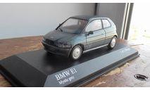 РАСПРОДАЖА BMW E 1 Minichamps, масштабная модель, scale43