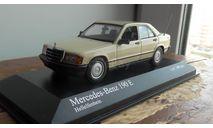 Mercedes-Benz 190 E  1984  Minichamps, масштабная модель, scale43