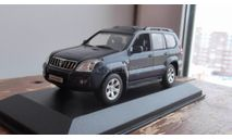 toyota land cruiser  prado BLUE 1 43 Minihcamps, масштабная модель, Minichamps, scale43