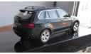 BMW X 5 AutoArt масштаб 1:43 dark green, масштабная модель, scale43