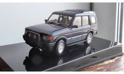 Land Rover 1994  AutoArt 1:43 blue