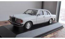 Mercedes-Benz W 123  Minichamps 1:43, масштабная модель, scale43