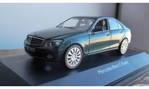 Mercedes-Benz W 204 Schuco  1:43, масштабная модель, scale43