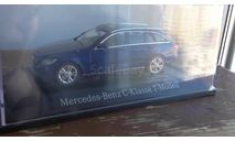 Mercedes-Benz  C - Klasse T- Modell  NOREV  1:43, масштабная модель, scale43
