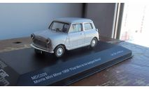 MINI Morris 1959  IXO  1:43, масштабная модель, IXO Road (серии MOC, CLC), 1/43