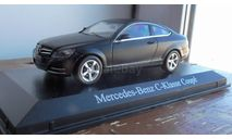 Mercedes-Benz C-Klasse Coupe  Norev, масштабная модель, 1:43, 1/43