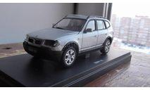 распродажа BMW X3 KYOSHO  1:43, масштабная модель, scale43