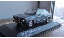 BMW 2000 TII Touring  Minichamps 1:43, масштабная модель, scale43