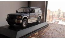 Mitsubishi Pajero  LWB 1994 Minichamps, масштабная модель, scale43