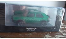 VW GOLF  2 country GREEN  NEO масштаб 1:43, масштабная модель, Volkswagen, Neo Scale Models, scale43