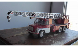 Tatra T148 crane vehicle «Feuerwehr»SCHUCO