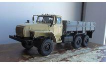 УРАЛ 43202-31 (двигатель ЯМЗ-238) АИСТ  автоистория, масштабная модель, Автоистория (АИСТ), scale43