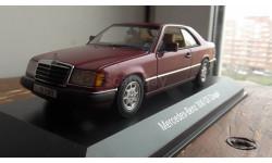 Mercedes-benz   300CE  Coupe Minichamps 1:43