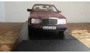 Mercedes-benz   300CE  Coupe Minichamps 1:43, масштабная модель, scale43