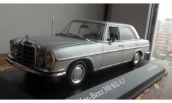 Mercedes-benz   300 SEL  1968  Silver Minichamps 1:43