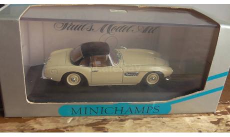 BMW 507  Minichamps  1:43, масштабная модель, scale43
