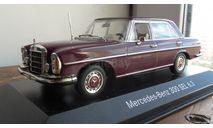 Mercedes-benz    300 SEL  Minichamps 1:43, масштабная модель, scale0