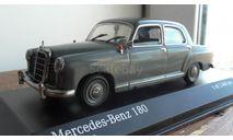Mercedes-benz    180 Minichamps 1:43, масштабная модель, scale43