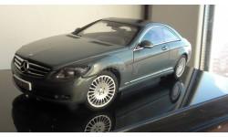 Mercedes-benz    CL-Klasse  AutoArt 1:43