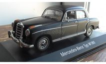 Mercedes-benz   Typ W 180 Minichamps 1:43, масштабная модель, scale43