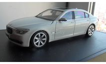 BMW  7-Series  F02   Minichamps  1:43, масштабная модель, scale43