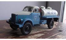 газ 63 молоко сарлаб, масштабная модель, scale43