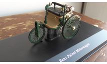 Mercedes-benz  Patent Motorwagen 1:43  Premium collectibles, масштабная модель, scale43