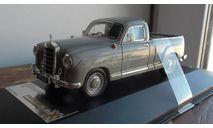 Mercedes-Benz 180D 'Bakkie' (пикап) 1956 Grey  Premium X  1:43, масштабная модель, scale43