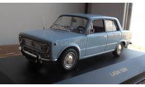 1970 Lada 1200 - Light Blue  IXO, масштабная модель, ВАЗ, IXO Road (серии MOC, CLC), scale43